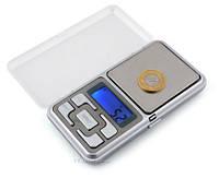 Карманные весы Pocket scale, ювелирные электронные весы200 грамм 500 грамм/ деление 0,1