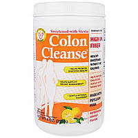 """Health Plus Inc., """"Чистка кишечника"""", средство для чистки толстого кишечника, с освежающим апельсиновым вкусом, 9 унций (255 г), купить, цена, отзывы"""