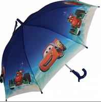 """Детский зонт для мальчика """"Тачки"""" (большой купол)"""