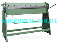Ручной листогибочный станок для листового металла