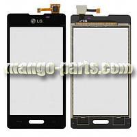 Тачскрин/Сенсор LG E450/E460 Optimus L5 II черный high copy