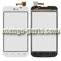 Тачскрин/Сенсор LG E455 Optimus L5 II белый high copy