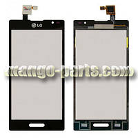 Тачскрин/Сенсор LG P760 Optimus L9/P765/P768 черный high copy
