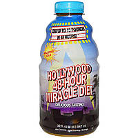 Hollywood Diet, Быстродействующая Голливудская двухдневная диета, 32 жидких унции (947 млl), купить, цена, отзывы