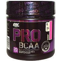 Optimum Nutrition, Pro BCAA, Raspberry Lemonade, 20 servings, 13.7 oz (390g), купить, цена, отзывы