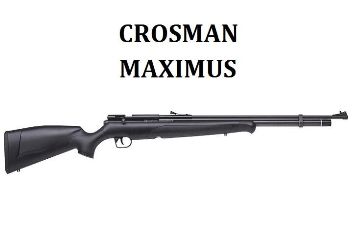 Пневматическая винтовка Crosman (Benjamin) Maximus
