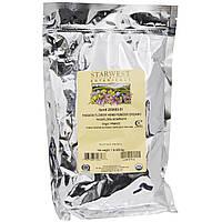 Starwest Botanicals, Органический травяной порошок, страстоцвет, 1 фунт (453,6 г), купить, цена, отзывы