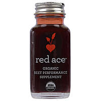 Red Ace, Органическая свекольная добавка, 2 жидких унции (60 мл), купить, цена, отзывы