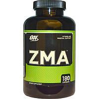 Optimum Nutrition, ZMA, 180 капсул, купить, цена, отзывы