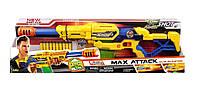 Скорострельный бластер X-Shot Large Max Attack (10 патронов), ZURU