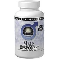 Source Naturals, Male Response, 90 таблеток, купить, цена, отзывы