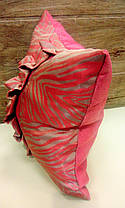 """Подушка  """"Зебра"""", размер 40х40см , фото 2"""