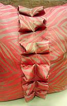 """Подушка  """"Зебра"""", размер 40х40см , фото 3"""