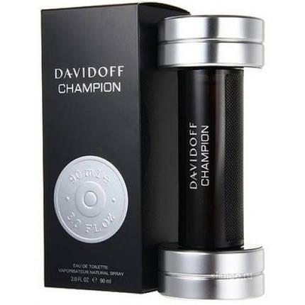 Davidoff Champion туалетная вода 90 ml. (Давидофф Чемпион), фото 2