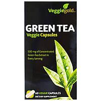 Irwin Naturals, Зеленый чай, 60 вегетарианских капсул, купить, цена, отзывы