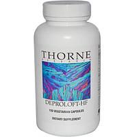 Thorne Research, Deproloft-HF, 120 вегетарианских капсул