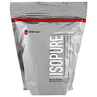 Nature's Best, IsoPure, Isopure, Protein Powder, Zero Carb, Strawberries & Cream , 1 lb (454 g), купить, цена, отзывы