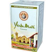 Wisdom Natural, «Мудрость древних», мате, листовой чай, несладкий, 7,06 унций (200 г), купить, цена, отзывы