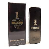 Мужская парфюмированная вода Paco Rabanne 1 Million Prive (Пако Рабанн 1 Миллион Прайв), 100 мл