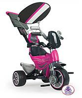 Триколісний велосипед Tricycle Body Pink Injusa 3252