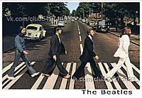 "Обложка на паспорт  ""The Beatles"""