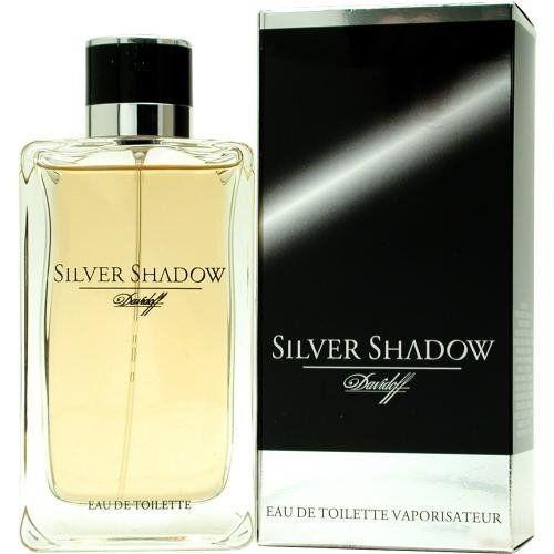 Davidoff Silver Shadow туалетная вода 100 ml. (Давидофф Сильвер Шадов)