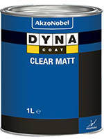 Лак матовый двухкомпонентный MATT Clear Dynacoat