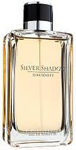Davidoff Silver Shadow туалетная вода 100 ml. (Давидофф Сильвер Шадов), фото 2