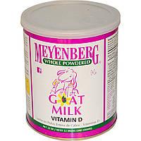 Meyenberg Goat Milk, Сухое козье молоко, витамин D, 12 унций (340 г), купить, цена, отзывы