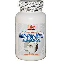 Life Enhancement, Щит от радикалов при каждом приеме пищи, 84 капсулы, купить, цена, отзывы