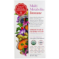 Get Real Nutrition, Мульти-метаболизм - иммунитет, 90 г, купить, цена, отзывы