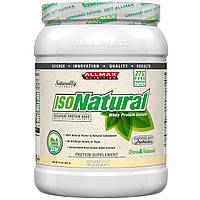 ALLMAX Nutrition, IsoNatural, 100% Ultra-Pure Natural Whey Protein Isolate (WPI90), Vanilla, 15 oz (425 g), купить, цена, отзывы