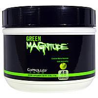 Controlled Labs, Green Magnitude, кислое зеленое яблоко, 0,9 фунта (418 г), купить, цена, отзывы