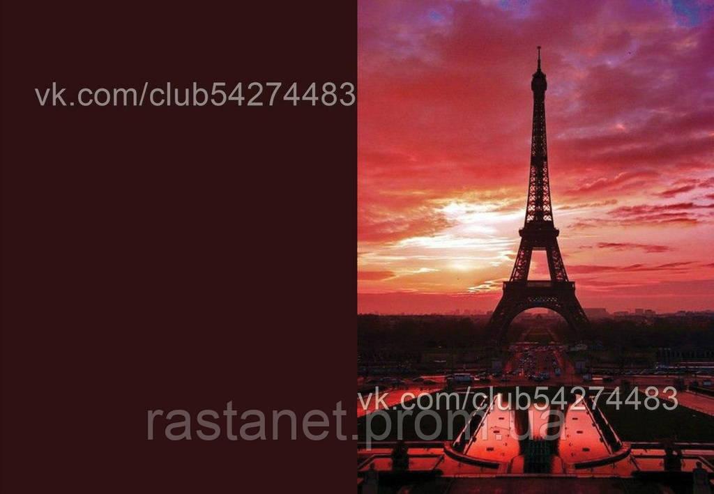 """Обложка на паспорт  """"Париж"""""""