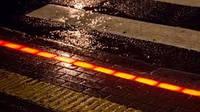 Тротуарная плитка LED