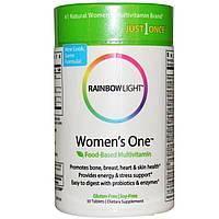 Rainbow Light, Мультивитамины для женщин, 30 таблеток, купить, цена, отзывы