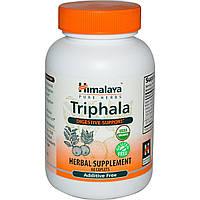 Himalaya Herbal Healthcare, Трифала, 60 каплет, купить, цена, отзывы