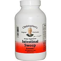 Christopher's Original Formulas, Препарат для очистки желудочно-кишечного тракта, 625 мг, 180 растительных капсул, купить, цена, отзывы