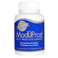 EPI, Пищевая добавка ModuProst, 60 растительных капсул, купить, цена, отзывы