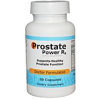 Advance Physician Formulas, Inc., Prostate Power RX, сила простаты, 60 капсул, купить, цена, отзывы
