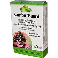 Flora, Доктор Даннер, Sambu Guard, 40 леденцов, купить, цена, отзывы