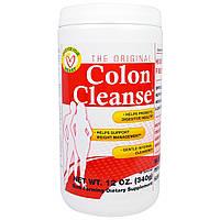 Health Plus Inc., Оригинальное средство очистки толстой кишки (Colon Cleanse), шаг 1, 12 унций (340 г), купить, цена, отзывы