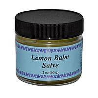 WiseWays Herbals, LLC, Лимонный лечебный бальзам, 2 унции (60 г), купить, цена, отзывы