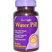 Natrol, Мочегонное средство, 60 таблеток, купить, цена, отзывы