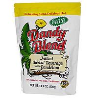 Dandy Blend, Растворимый травяной напиток с одуванчиком, без кофеина, 14.1 унции (400 г)