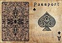 """Обложка на паспорт  """"Туз"""""""