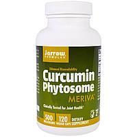 """Jarrow Formulas, """"Meriva"""", фитосомы куркумина, 500 мг, 120 капсул в растительной оболочке, купить, цена, отзывы"""