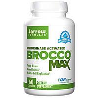 Jarrow Formulas, BroccoMax, усиленный микросиназой, 60 капсул, купить, цена, отзывы