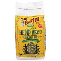 Bob's Red Mill, Лущеное конопляное семя, 12 унций (340 г), купить, цена, отзывы