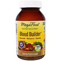 MegaFood, Восстановление крови, 180 таблеток, купить, цена, отзывы